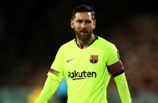 Messi's genius inspires Barcelona to secure top spot after shaky start against PSV