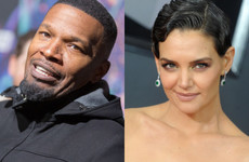 After years of dating in secret, Katie Holmes and Jamie Foxx look set to wed... it's The Dredge