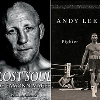 Here are the three books shortlisted for the 2018 eir Sport Sports Book of the Year
