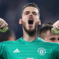 Man United extend De Gea deal until 2020 as talks on long-term contract continue