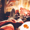 The Irish For: As the nights are closing in - curl up by the fire and learn some winter words