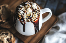 6 of the best... twists on a classic hot chocolate, for a warming drink on a cold night
