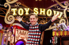 'It's got right under my skin': Tubridy emotional ahead of tonight's Toy Show