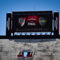 Rescheduled Copa Libertadores final to be played at Madrid's Bernabeu