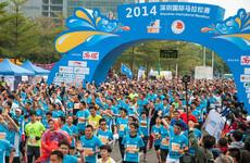 Police traffic cameras catch runners cheating in half marathon