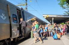 Irish 18-year-olds can now avail of 12,000 free interrail tickets to travel around Europe next summer