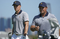 'He has my number' - Reed says he hasn't spoken to Spieth since Ryder Cup fallout