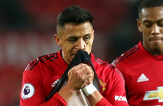 Sanchez unlikely to play for Man United again in 2018