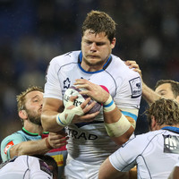 South African lock available to make France debut in Six Nations