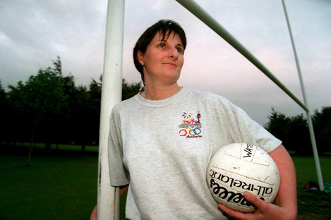 Waterford footballer and Hall of Fame inductee, Marie Crotty.