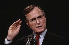Former US President George H.W. Bush dies aged 94