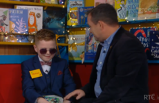 Davy Fitzgerald had a very heartwarming surprise for one young Kerryman on The Late Late Toy Show