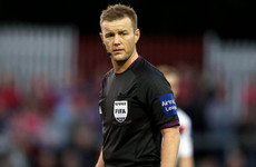 Cork's Alan Kelly named MLS Referee of the Year for third time in four years