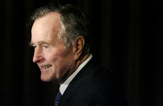 'We have lost a great American': Michael D Higgins, former US presidents pay tributes to George H.W. Bush