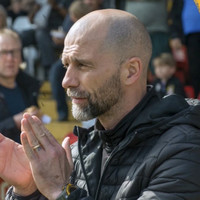 Dubliner Joe Dunne sacked as manager of Cambridge United after five wins in 20 games