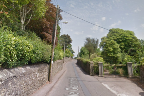 The Middle Glanmire Road in Cork