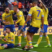 Disappointment for Irish trio as Leeds go top of the Championship