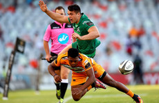 Connacht take their chances against Cheetahs for clean sweep of South African tour