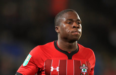 Irish teenager Michael Obafemi handed full Premier League debut against Man United