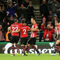 18-year-old Irish striker makes first Premier League start, as Southampton pile pressure on Mourinho