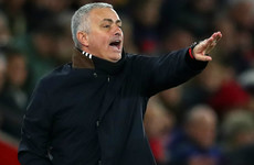 Jose Mourinho accuses Man United midfield of lacking 'bite' and 'simplicity'