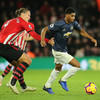 Marcus Rashford the sole bright spark amid another lacklustre Man United display