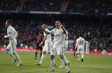 Madrid back to winning ways under Solari after Valencia victory