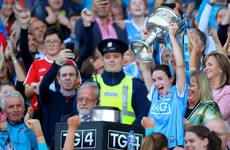 Sinéad Aherne named Player of the Year as Dubs scoop seven LGFA All-Stars
