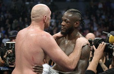Fury's trainer: Judges ruined 'biggest comeback in boxing history, probably in sporting history'