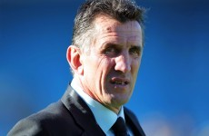 Penney to drop in as new Munster coach