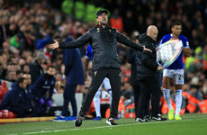Klopp sorry for invading pitch to celebrate Merseyside derby winner
