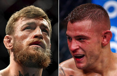 UFC boss hints at Poirier rematch for McGregor's next bout