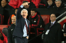 Mark Hughes sacked by Southampton after home draw with Manchester United
