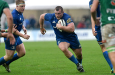 McGrath ruled out of Leinster's busy December schedule after hip surgery