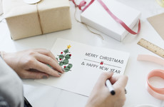 You need to send letters by these dates so that they arrive before Christmas