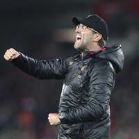 Klopp charged for celebration of Liverpool's injury-time winner in the Merseyside derby