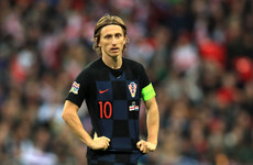 Modric cleared of perjury charges in Croatian corruption trial
