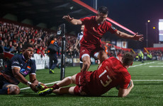 Returning Munster cavalry lifting standards all the way through build-up, says Tadhg Beirne