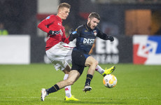 Former Ireland underage international continues good form in Dutch top flight