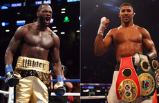 Wilder 'very interested' in Joshua unification fight, says American's co-manager