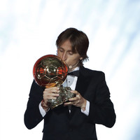 Luka Modric edges out French World Cup stars to win 2018 Ballon d'Or