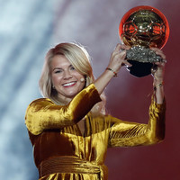 Ballon D'Or host apologises for asking first female winner Ada Hegerberg if she knows how to 'twerk'