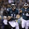 Wentz gets Super Bowl champions Philadelphia  Eagles soaring again
