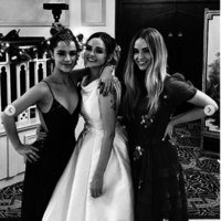 There was a mini Fade Street reunion over the weekend, thanks to Dani's wedding