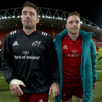 Scannell brothers and Hanrahan among 12 players to have contracts extended by Munster
