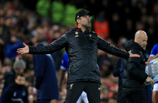 Klopp fined after accepting misconduct charge for derby pitch invasion