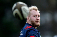 Munster and Connacht make changes to their European squads