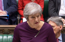 Why is Theresa May facing accusations of contempt in the House of Commons?