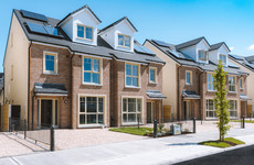 Three-bedroom homes starting at €380k in commuter-friendly Naas