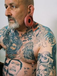 Older people with tattoos? INK to make you think...